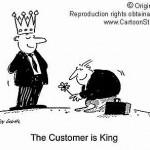 klient on kuningas
